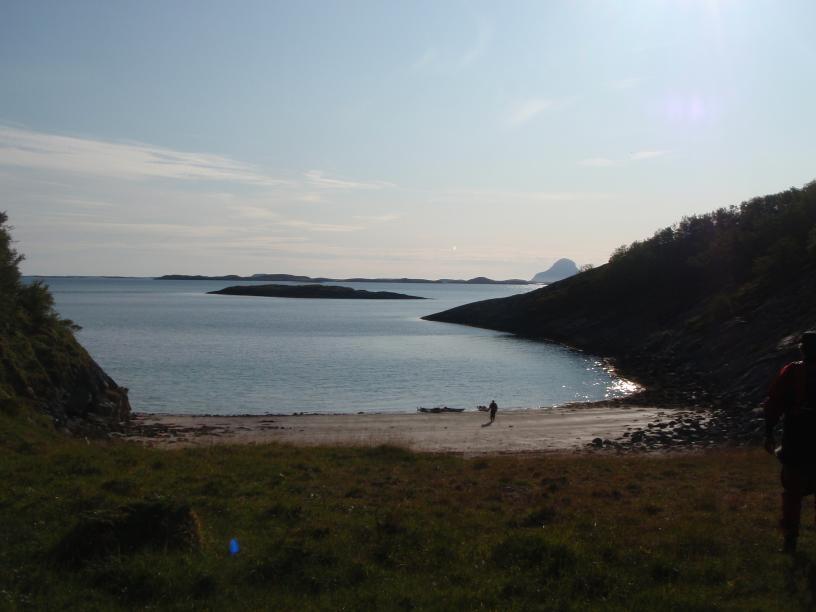 Stranda på Onøya