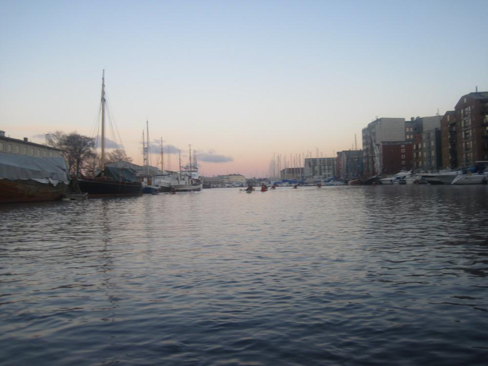 Desember på Kanalen
