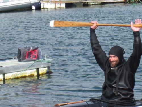 Torleif Holm, vinner av herreklassen