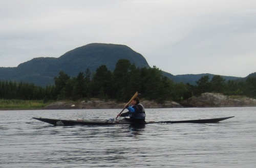 Betty i Valsøyfjorden