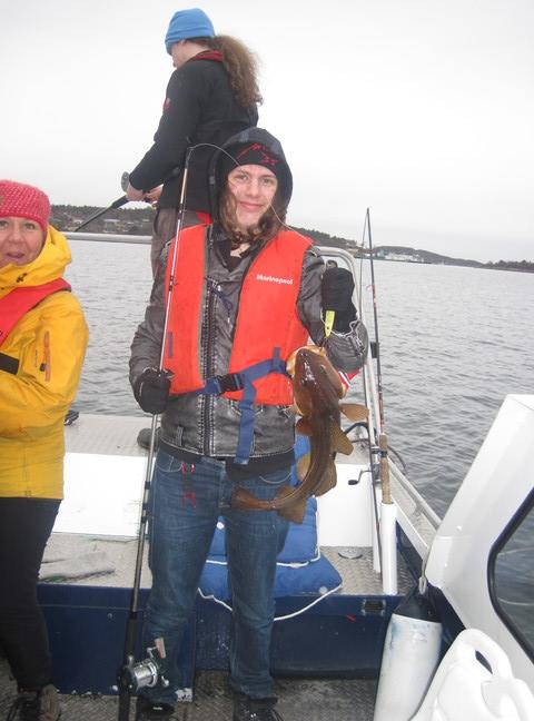 Fin torsk til Ruben