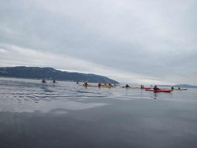 TKK på fjorden