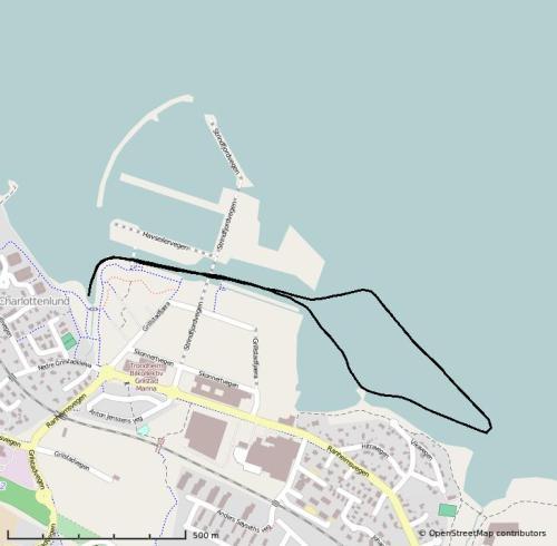 Stadig nye rutemuligheter. Nå Kanalen.