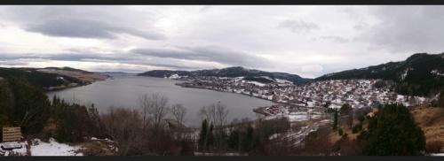 Utsikt over Beitstadsundet